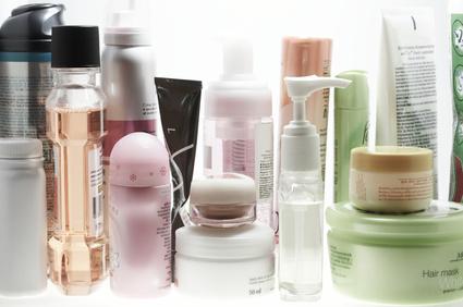 Laboratorio de producción de cosméticos