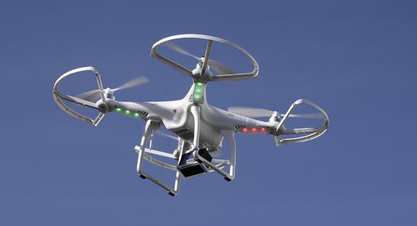 Ref: TRPL20151015001 - Nuevas tecnologías de explotación de drones con fines de vigilancia