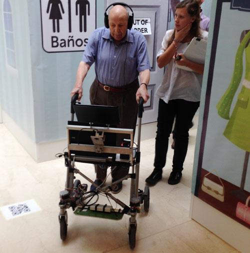 Ref. RDGR20150121004 - H2020 ICT-24-2015: Robótica - Robots de servicio para personas mayores