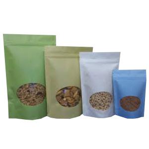 Ref. Bolsas de papel con revestimiento de polietileno