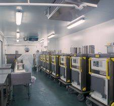 Ref. BOSI20140909016 Paneles para la industria alimentaria