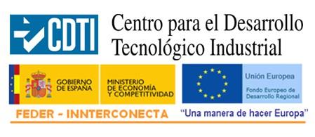 Convocatoria subvención: 2015 FEDER INNTERCONECTA pluri-regional para proyectos integrados