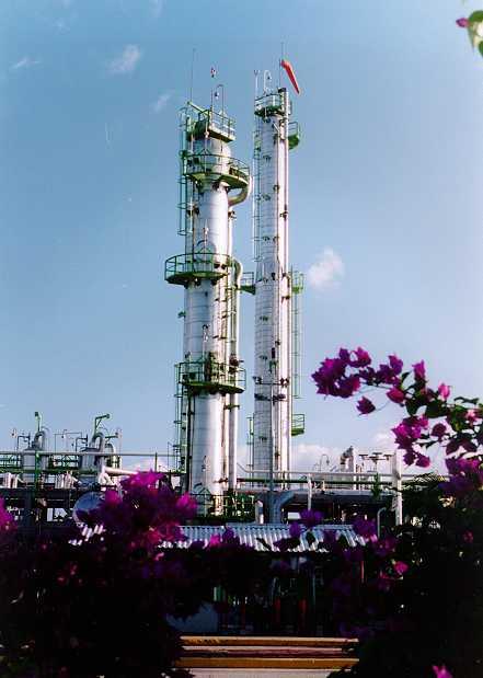 absorcion gas liquido