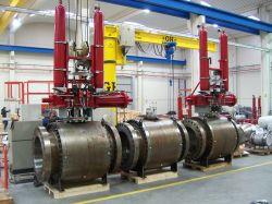 Ofertas tecnológicas: Válvulas de bola tecnológicamente avanzadas para cierre y control de tuberías