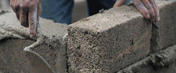 Cemento ecológico alternativo con huella de carbono a un nivel cercano al cero