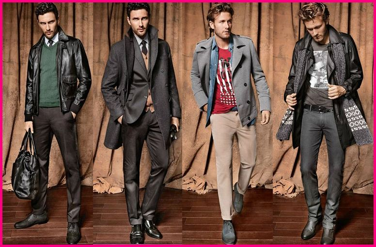 Ref. BODE20150903004 Distribuidor de ropa de hombre ofrece oportunidades de venta de la empresa