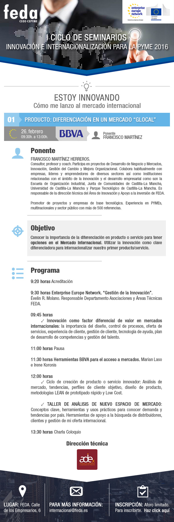 1. Producto Mercado GLOCAL