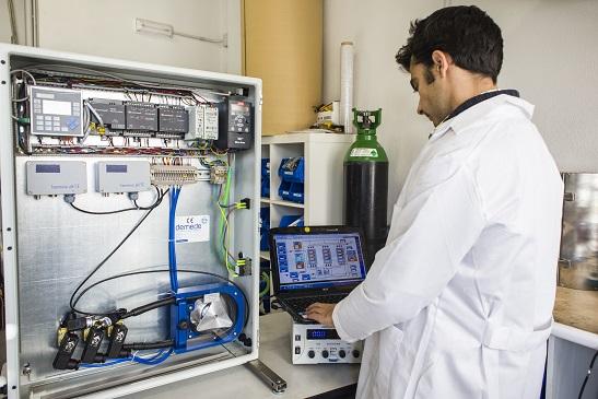 Método de análisis de gases de combustión para empresas interesadas en reducir el consumo y contaminación de motores