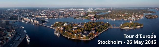 III TOUR D'EUROPE - ENCUENTRO CON COMPRADORES ESCANDINAVOS. Estocolmo, 26 de mayo 2016