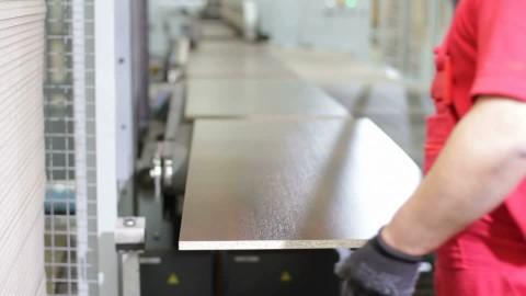 Demanda Tecnológica TRIT20160412001: Construcción de una línea de producción de paneles de madera