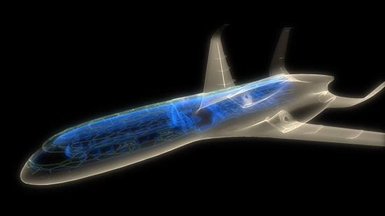 grafeno en aeronautica