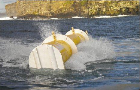 generador hidroelectrico