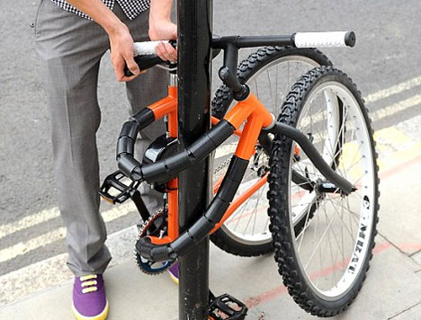 sistema antirrobo bicis