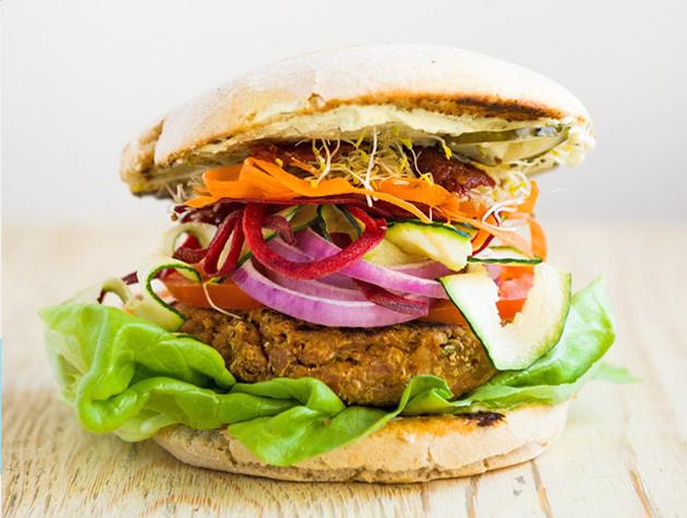Ref: TRLT20161114001 - Empresa lituana busca recetas de hamburguesas veganas con la apariencia de las hamburguesas de carne o socios para desarrollar esta receta