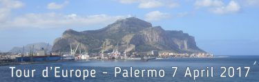 IV TOUR D'EUROPE SICILIA 2017 Encuentro con compradores italianos de alimentos y bebidas. Palermo, 7 de abril 2017