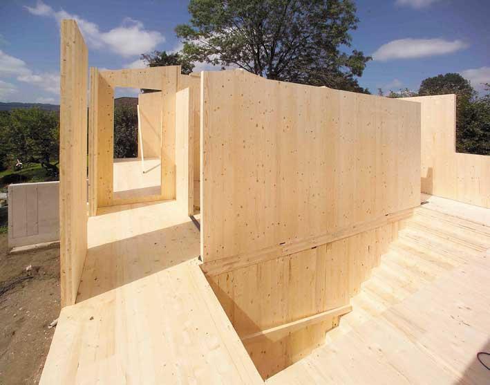 Ref. BOFI20170209001 Fabricante finlandés de módulos de madera contralaminada busca distribuidores