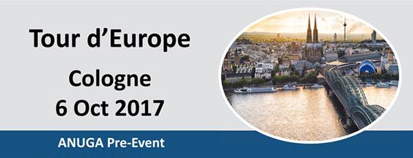 Encuentro Internacional previo a la FERIA DE ANUGA 2017 (Tour D'Europe)