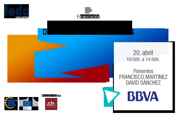 TALLER. Gestión y Financiación para Proyectos Innovadores. Albacete, 20 Abril en FEDA