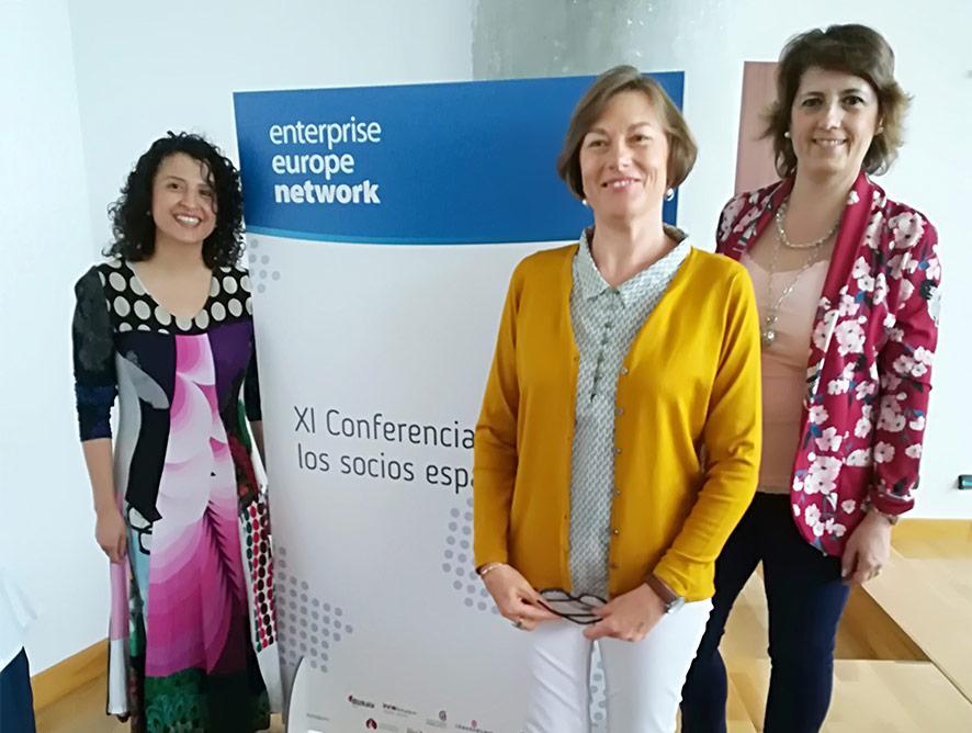 Castilla La Mancha estuvo presente en la XI Reunión anual de miembros españoles de la Red Enterprise Europe Network