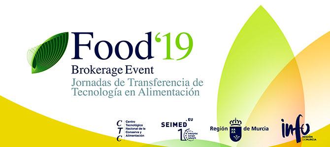 Agroalimentación - Encuentros B2B para tecnología alimentaria, 14-15 mayo, Murcia