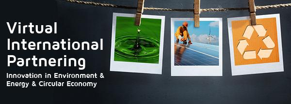ENCUENTROS VIRTUALES INTERNACIONALES en 'Innovación en el Medio Ambiente, la Energía y la Economía Circular'