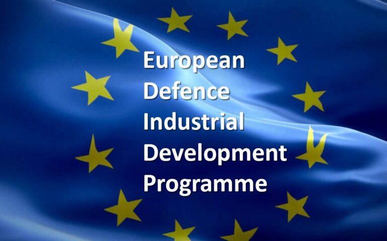 Convocatorias de propuestas del Programa Europeo de Desarrollo Industrial en materia de Defensa EDIDP 2020