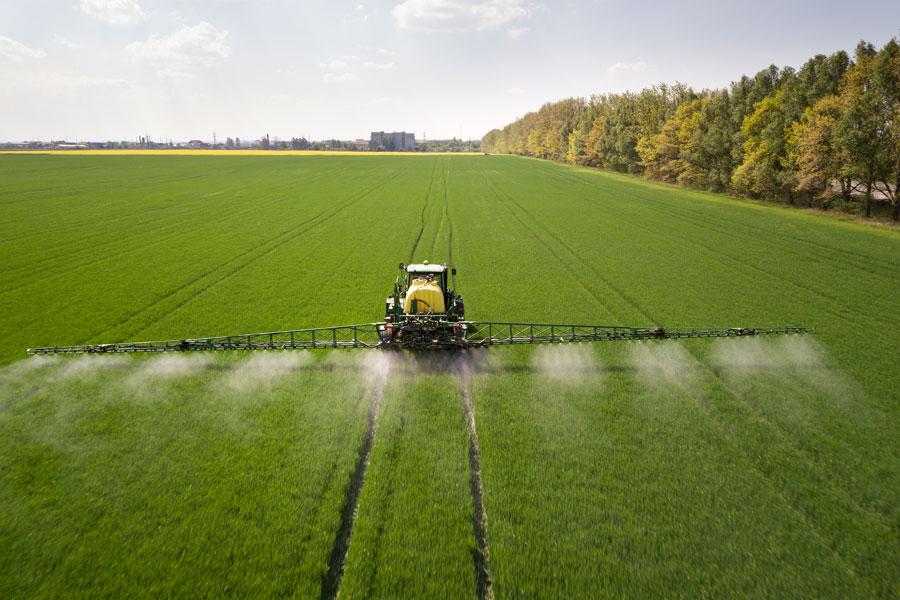 Ref. BOFR20210614001 Empresa francesa busca distribuidor en el sur de Europa para sus herbicidas ecológicos.